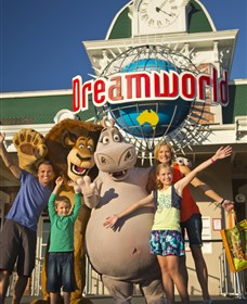 Dreamworld - Grafton Accommodation