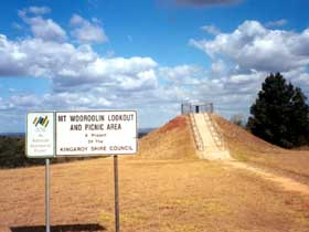Mount Wooroolin - Grafton Accommodation