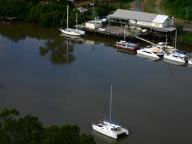 Port of Maryborough - Grafton Accommodation