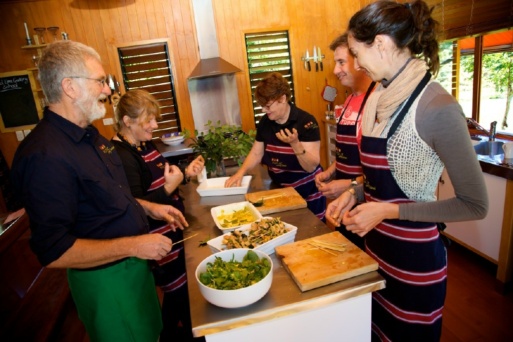 Wild Lime Cooking School - Grafton Accommodation