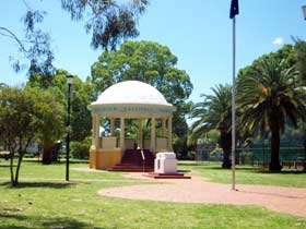 Kingaroy Memorial Park - Grafton Accommodation
