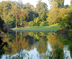 Royal Botanic Gardens Melbourne - Grafton Accommodation