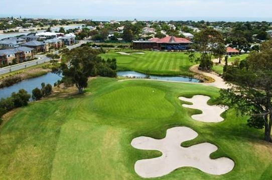 Patterson River Golf Club - Grafton Accommodation