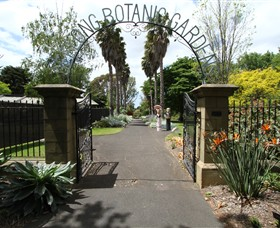 Friends of Geelong Botanic Gardens - Grafton Accommodation