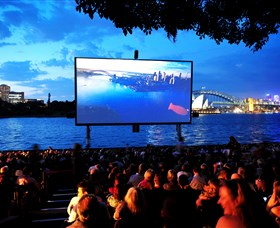 St George Open Air Cinema - Grafton Accommodation