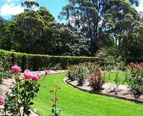 Wollongong Botanic Garden - Grafton Accommodation