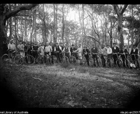 Historic Mystery Bay Velodrome - Grafton Accommodation