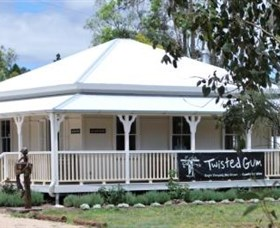 Twisted Gum Wines - Grafton Accommodation