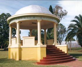 Kingaroy Soldiers Memorial Rotunda - Grafton Accommodation