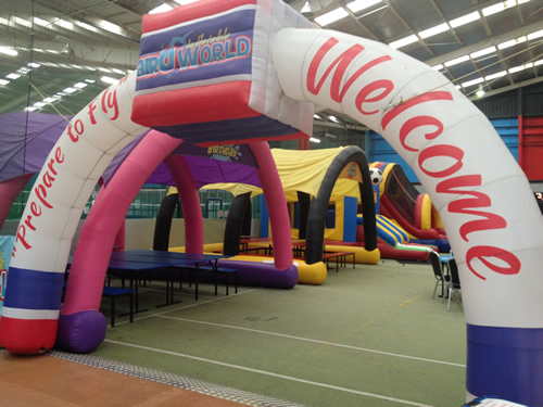 Airodrome Trampoline Park - Grafton Accommodation