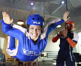 iFly Indoor Skydiving - Grafton Accommodation