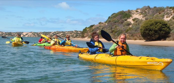 Canoe the Coorong - Grafton Accommodation