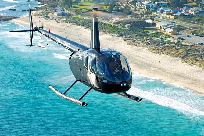 Perth Beaches Helicopter Tour from Hillarys Boat Harbour - Grafton Accommodation