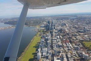 Perth Scenic Flight - City River and Beaches - Grafton Accommodation