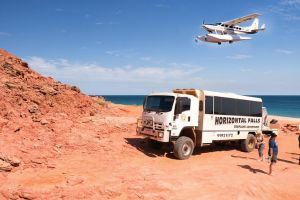 Horizontal Falls Full-Day Tour from Broome 4x4  Seaplane - Grafton Accommodation