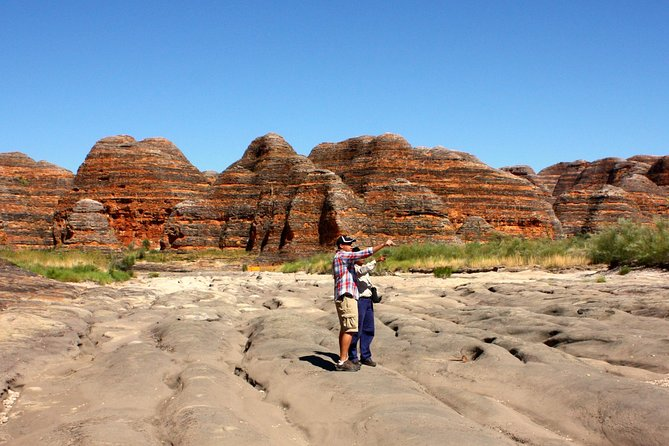 Bungle Bungle Flight Domes  Cathedral Gorge Guided Walk from Kununurra - Grafton Accommodation