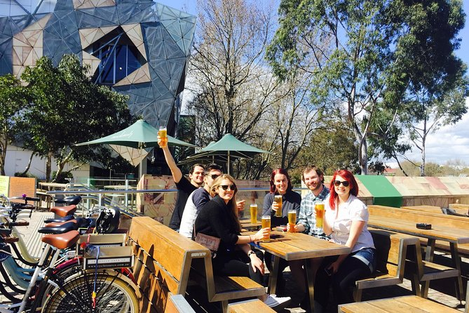 Melbourne Craft Beer Bike Tour - Grafton Accommodation