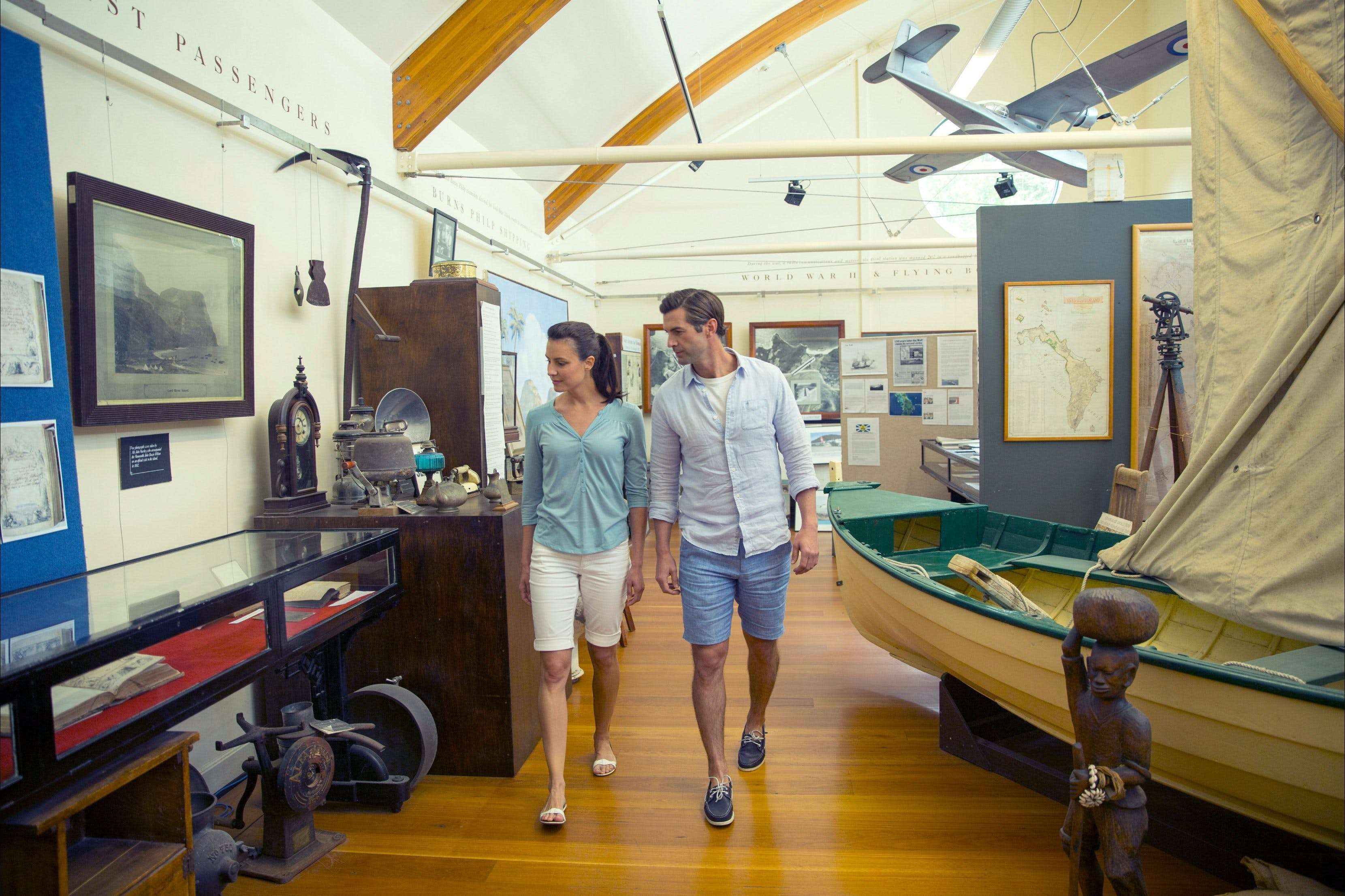 Lord Howe Island Museum and Visitor Centre - Grafton Accommodation