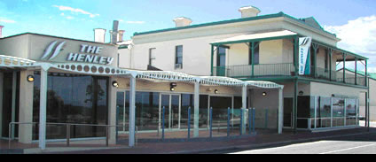 Henley Beach Hotel - Grafton Accommodation