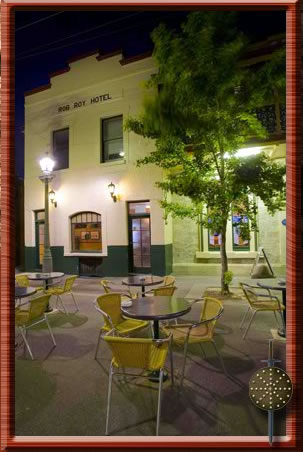Rob Roy Hotel - Grafton Accommodation