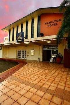 Hamilton Hotel - Grafton Accommodation