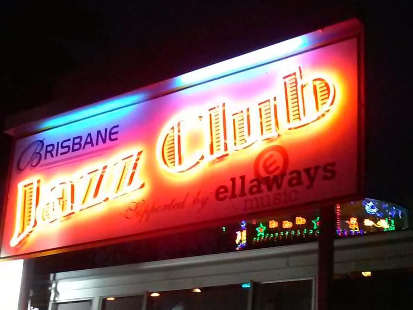 Brisbane Jazz Club - Grafton Accommodation