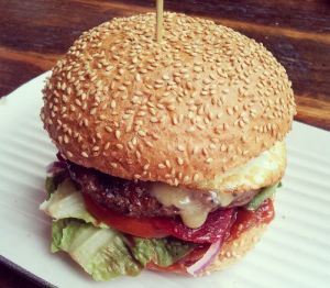 Grill'd Healthy Burgers - Grafton Accommodation