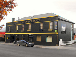 Star  Garter Hotel - Grafton Accommodation
