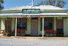 The Logan Pub - Grafton Accommodation