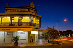 The Club Hotel - Grafton Accommodation