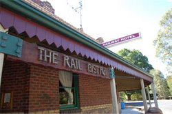 Railway Hotel - Grafton Accommodation