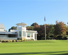Riversdale Golf Club - Grafton Accommodation