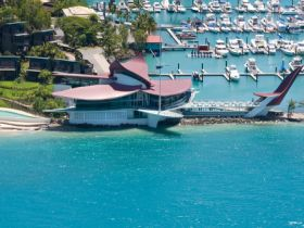 Hamilton Island Yacht Club - Grafton Accommodation