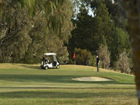 Barossa Valley Golf Club Incorporated - Grafton Accommodation