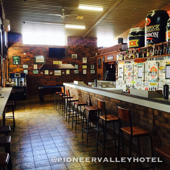 Pioneer Valley Hotel - Grafton Accommodation