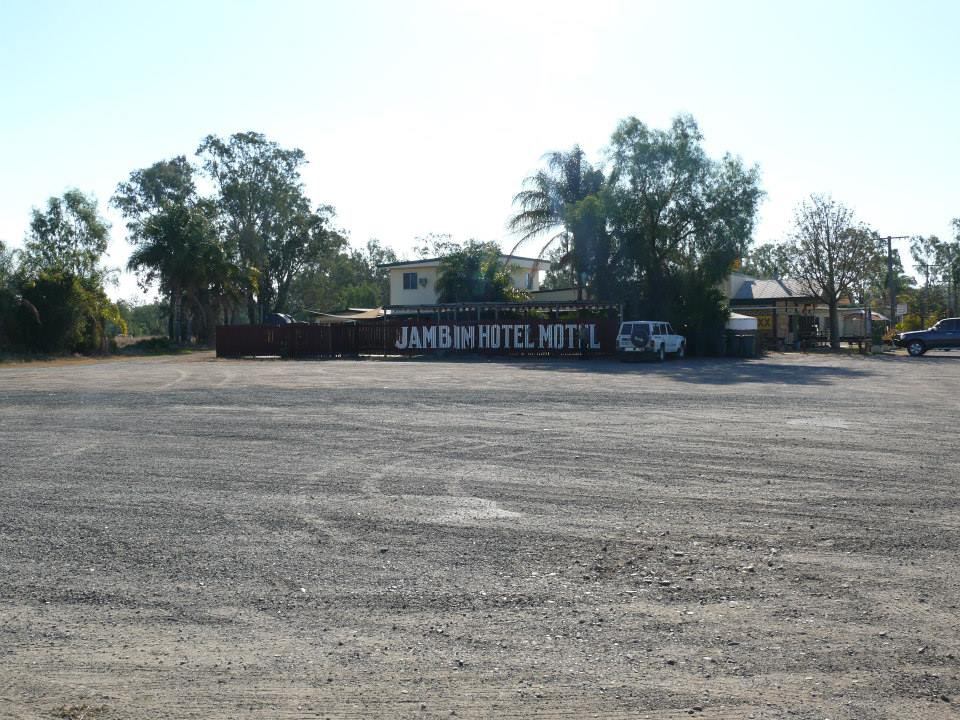 Jambin Hotel-Motel - Grafton Accommodation