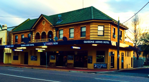 Queens Arms Hotel - Grafton Accommodation