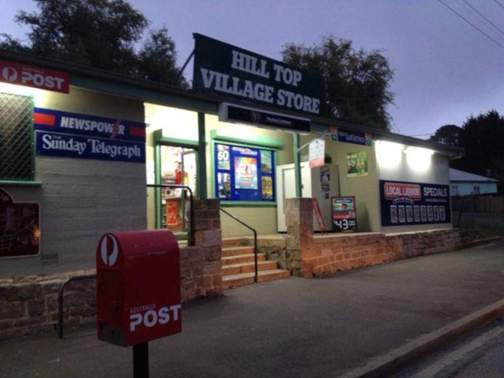 Hill Top Village Store - Grafton Accommodation