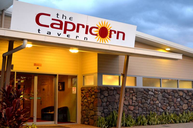 Capricorn Tavern - Grafton Accommodation
