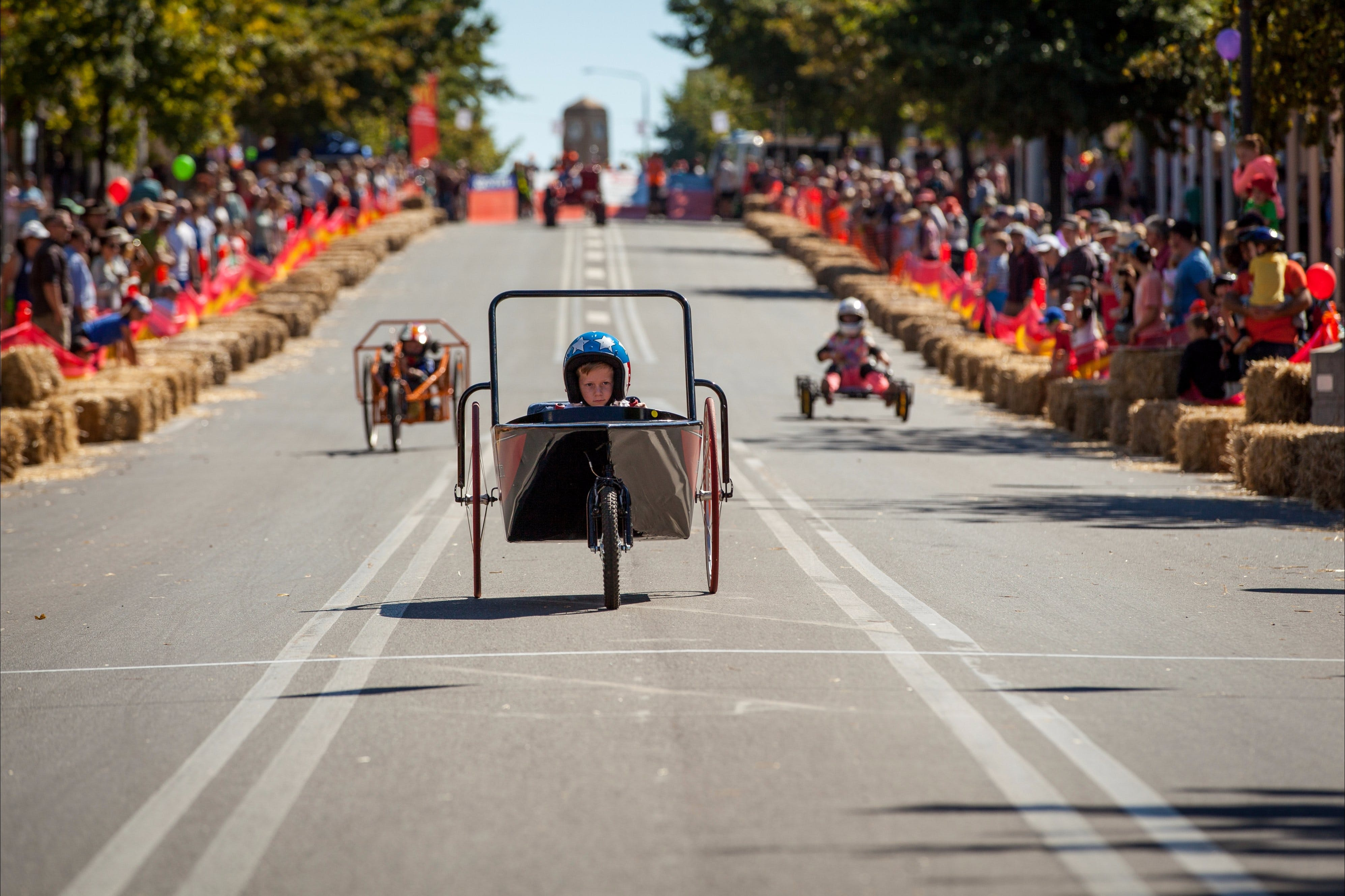 Australian Billy Cart Championships - Grafton Accommodation