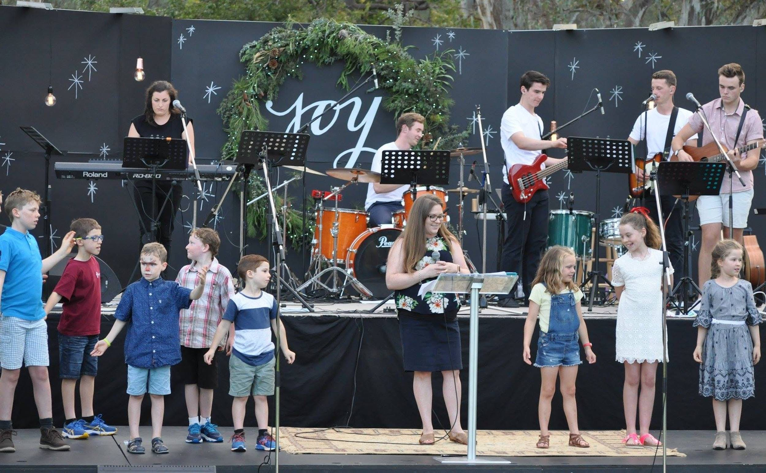 Carols in the Park Corowa - Grafton Accommodation