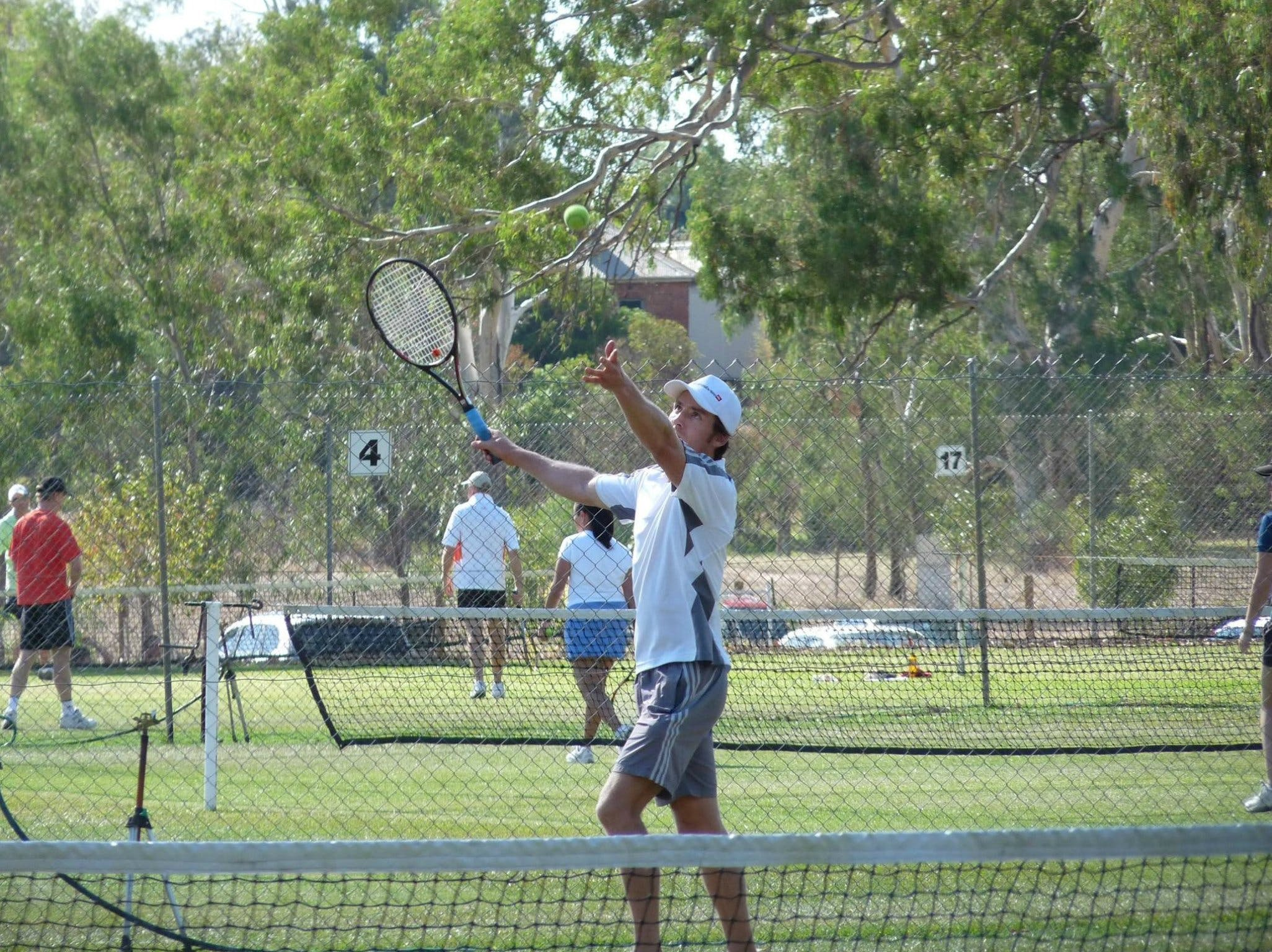 Corowa Easter Lawn Tennis Tournament - Grafton Accommodation