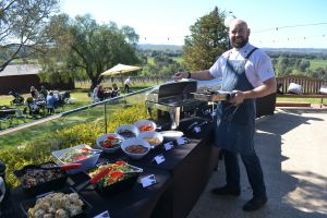 Daddy's Day Out at Borambola Wines by The Roundabout Restaurant - Grafton Accommodation