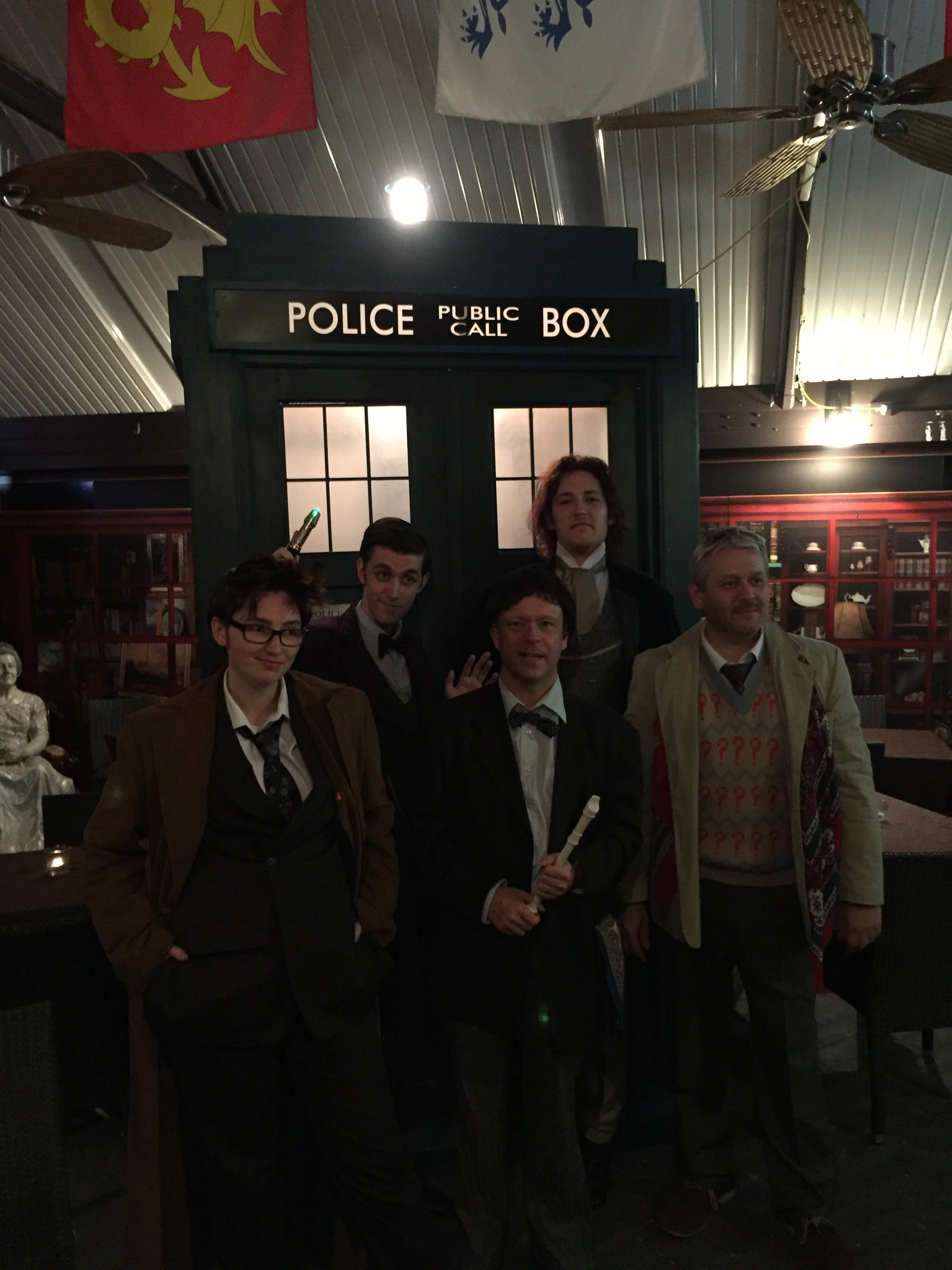 Dr Who Quiz Night - Grafton Accommodation