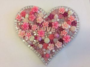 Flowers and Bling Mosaic Class for Kids - Grafton Accommodation