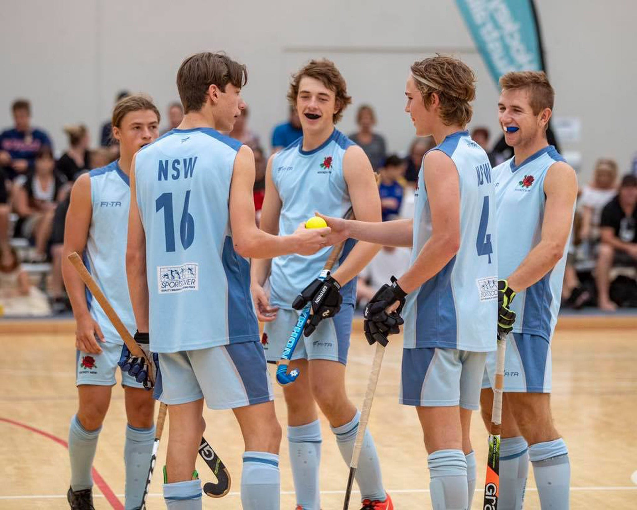 Hockey NSW Indoor State Championship  Open Men - Grafton Accommodation