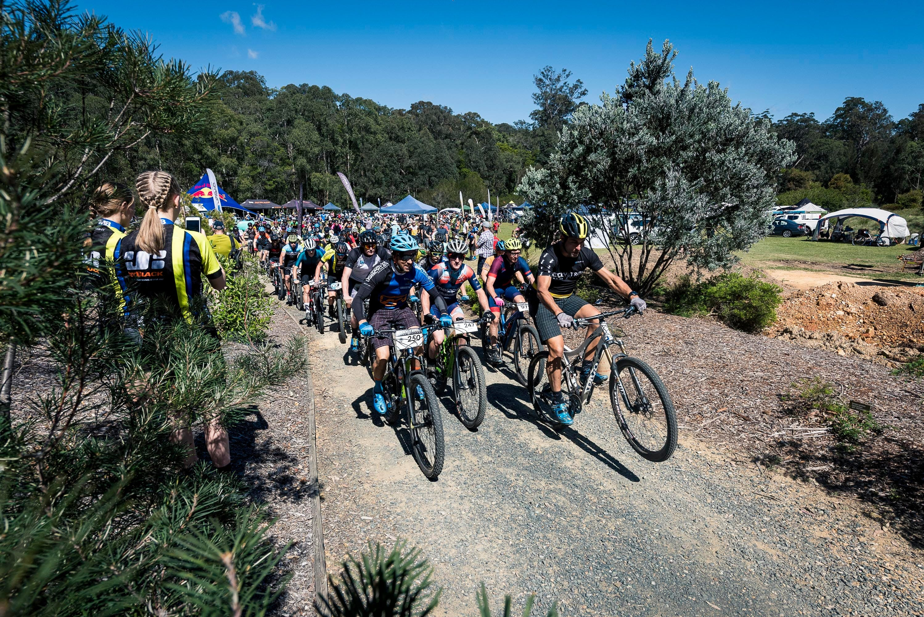 JetBlack Wild Wombat MTB Challenge - Grafton Accommodation