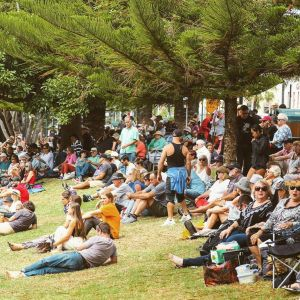 Music in the Park - Grafton Accommodation