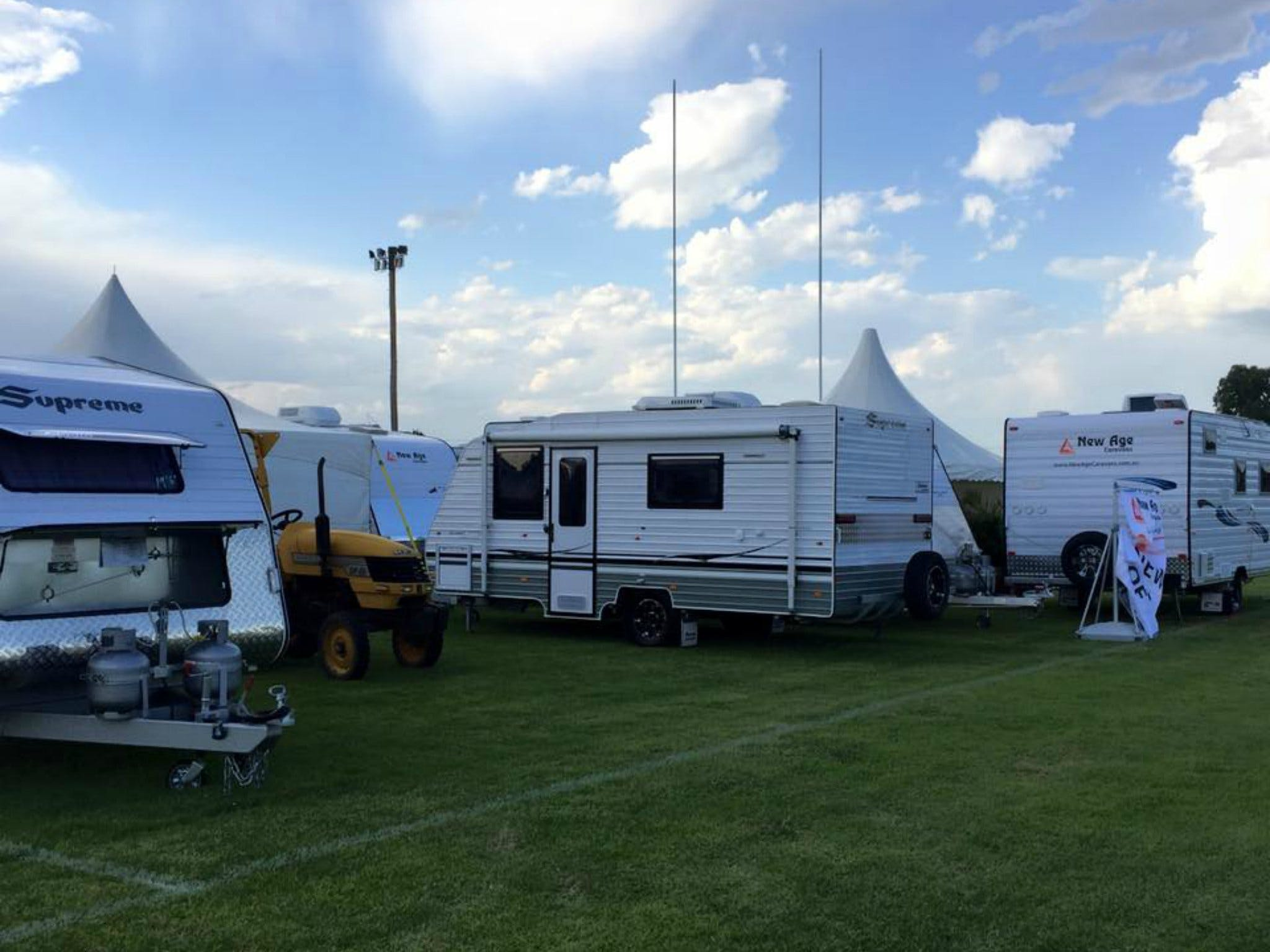 Northern Inland 4x4 Fishing Caravan and Camping Expo - Grafton Accommodation