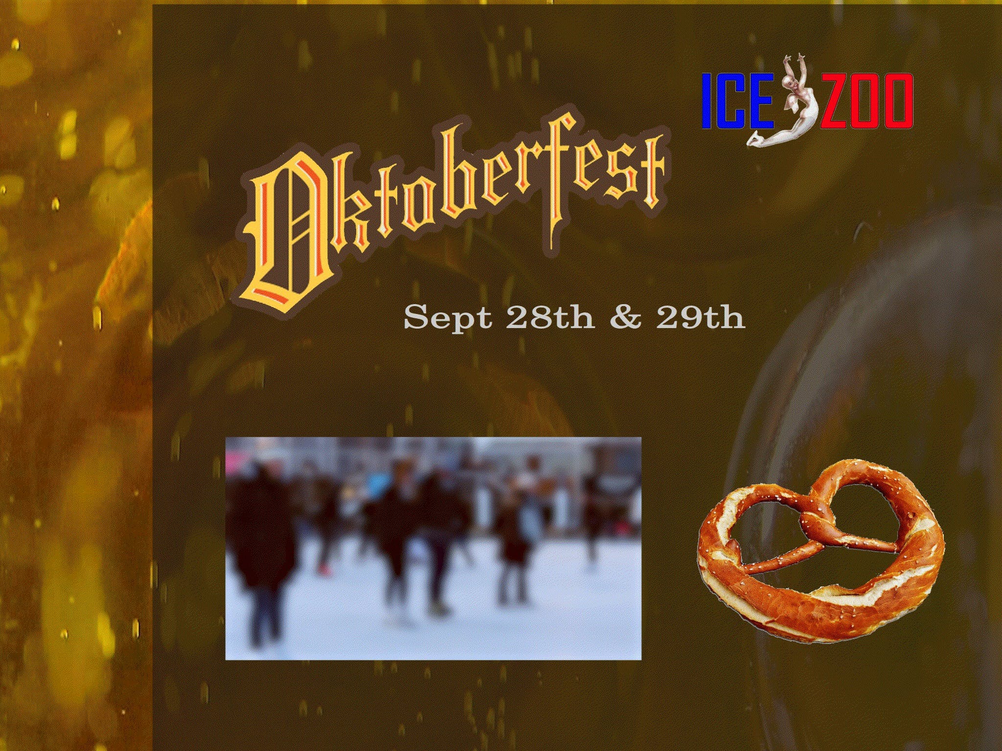 Oktoberfest at Ice Zoo - Grafton Accommodation